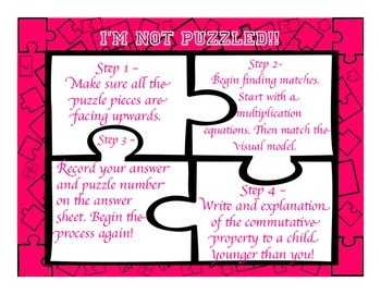 Multiplication Commutative Property for 11s with Visual Model