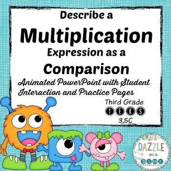 Multiplication Comparison