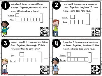 Multiplication Comparison Problems