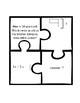 Multiplication Comparison Puzzles