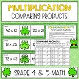 Multiplication Comparisons