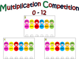 Multiplication Competition 0-12