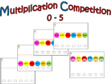 Multiplication  Competition 0-5