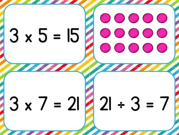 Multiplication Concepts: Whole Class Games