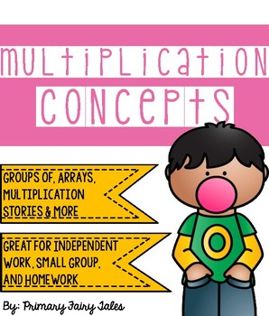 Multiplication Concepts
