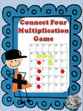 Multiplication Connect 4 Game