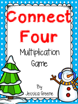 Multiplication Connect Four