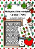 Multiplication Multiples- Cookie Trays