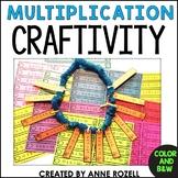 Multiplication Craft (1's-12's)