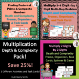 Multiplication Depth and Complexity Bundle