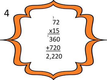 Multiplication Detectives: Standard Algorithm Error Analysis TEKS 5.3B