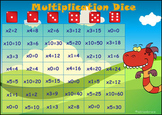 'MULTIPLICATION GAME' - 2,3,5 & 10 Times Tables Game