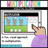 Multiplication Digital Activities
