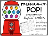 Multiplication Digital Centers (2, 3, 4, 5 Facts)