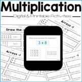 Multiplication (Distance Learning)