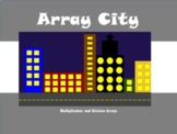 Multiplication & Division Array City