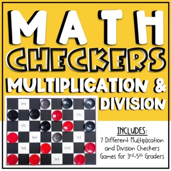 Multiplication/Division Checkers