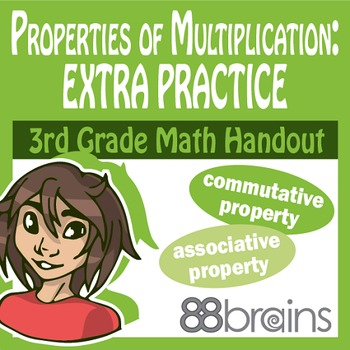 Multiplication & Division: Comm. & Assoc. Prop. of Mult. ExtraPractice  pgs21-24