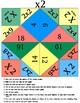 Multiplication & Division Cootie Catcher Bundle