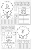 Multiplication & Division Cut and Paste Activities - 2 3 4