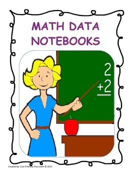Multiplication Division Data Notebook