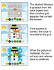 Multiplication & Division Digital Mystery Pictures - Winter Theme