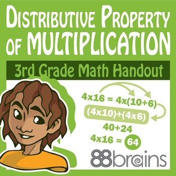 Multiplication & Division: Distributive Property of Multiplication pgs. 39-42