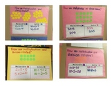 Multiplication & Division Fact Families