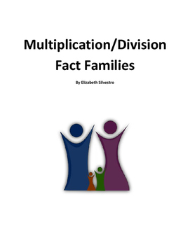 Multiplication/Division Fact Families