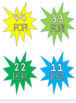 Multiplication & Division Fact Fluency Game - Multiples 7-12
