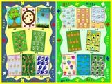 Multiplication & Division File Folder Games Bundle ~ 16 Games