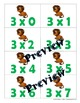 Multiplication & Division: Flashcards & Games