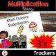 Multiplication/Division Fluency Bundle (Superhero Theme)