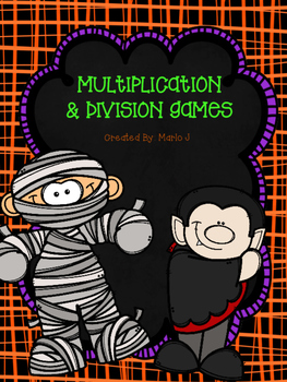 Multiplication & Division Game