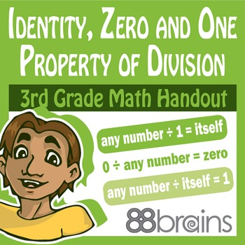 Multiplication & Division: Identity, Zero, & One Property of Division pgs. 46-49