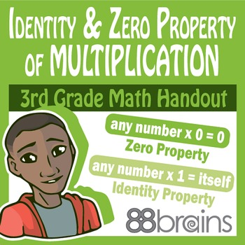 Multiplication & Division: Identity & Zero Property of Multiplication pgs. 31-34