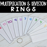 Multiplication & Division Rings
