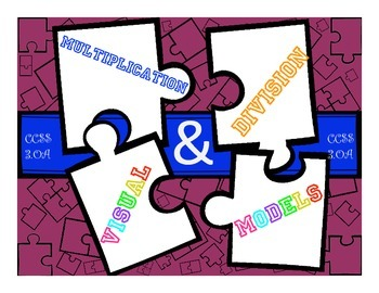 Multiplication & Division Puzzles