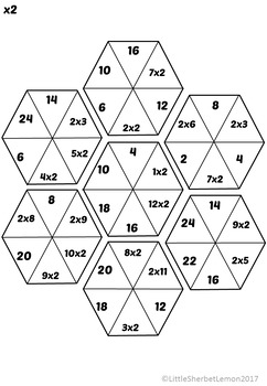 Multiplication & Division Puzzles / Jigsaws