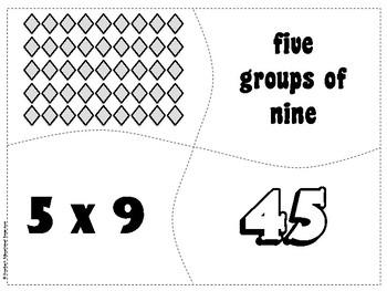 Multiplication + Division Puzzles