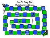 Multiplication & Division QR Game
