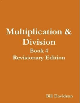 Multiplication & Division Sprint Book