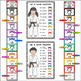 Multiplication & Division Tracking with Clip Charts (BUNDLE)