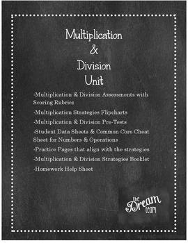 Multiplication & Division Unit