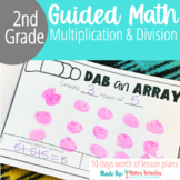 Multiplication & Division Unit | Equal Groups | Arrays | R