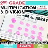 Multiplication & Division Unit | Equal Groups | Arrays | R