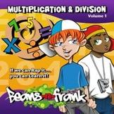 Multiplication Division Vol. 1