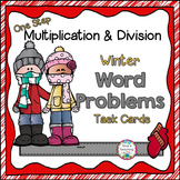 Multiplication & Division Winter Word Problems
