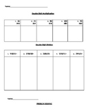 Multiplication Division Word Problems 3rd 4th Grade