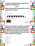 Multiplication & Division Word Problems **TEKS Aligned**